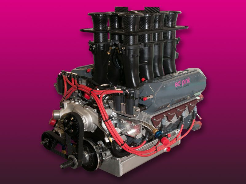 EPRE TRD PH9 Engine